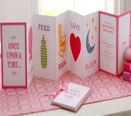 How To Make A Paper Story Book - 15 book theme baby shower ideas disney baby