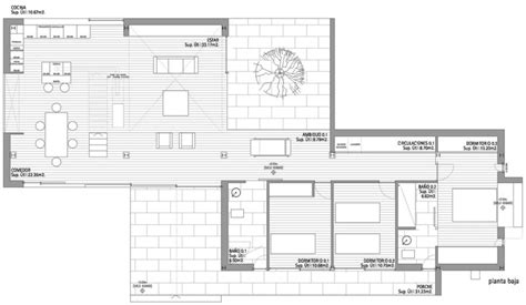 minimalist floor plan eins house integrated minimalist design floor plan house