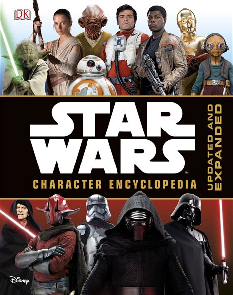 star wars character encyclopedia 024123221x pablo hidalgo star wars character encyclopedia interview starwars com