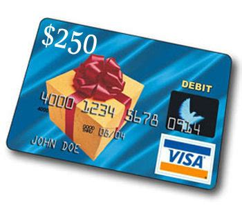 Gift Card Debit Visa - free grocery offer free 250 visa card