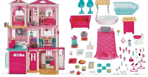 barbie dream house sale kohl s barbie dreamhouse sale for just 92 39 after coupon codes rewards super