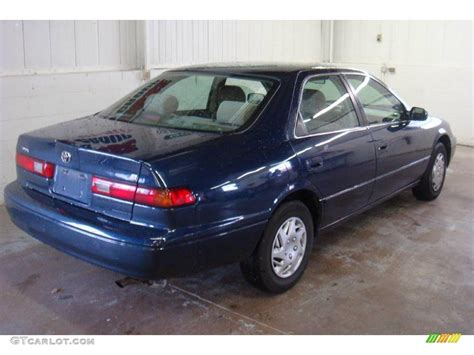 1997 Toyota Camry Le 1997 Blue Velvet Pearl Toyota Camry Le 22333670 Photo 2
