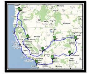 california utah map ohshift s