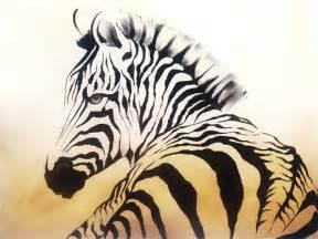 zebra print stickers