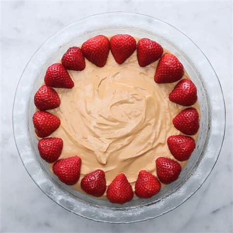 Tfa Dulce De Leche 1 Oz Essence For Diy no bake dulce de leche cheesecake recipe by tasty
