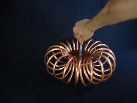 toroid tesla coil toroid for tesla coil test of strength