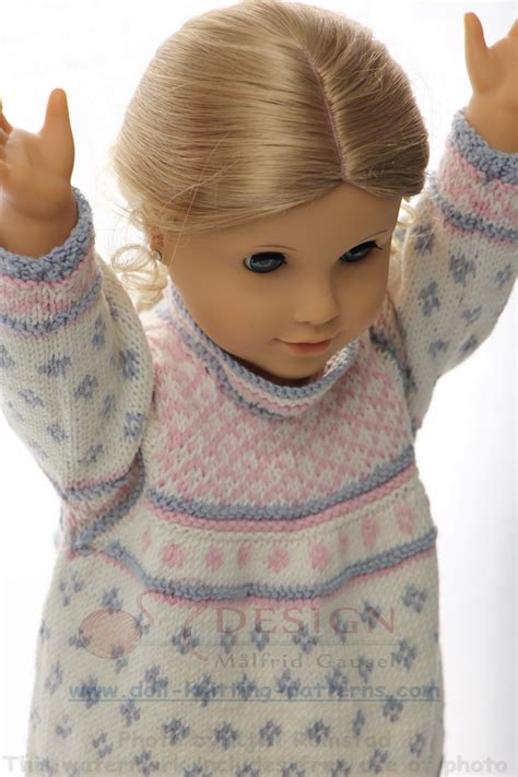 knitting pattern clothes knitted doll clothes pattern
