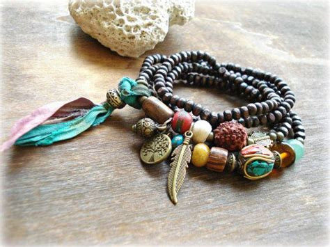 how to make hippie jewelry bracelet jewelry boho jewelry hippie