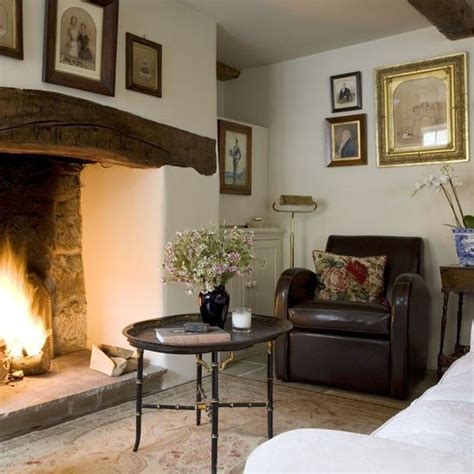 9 cosy country cottage decor ideas housetohome co uk cozy cottage fireplace cottage living room english