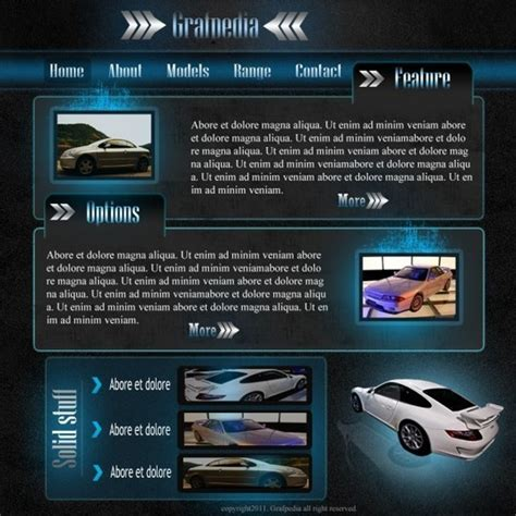 web layout design with photoshop best of 2011 45 photoshop web design layout tutorials