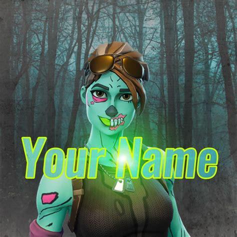 fortnite ghoul trooper logogamerpic  gameflip