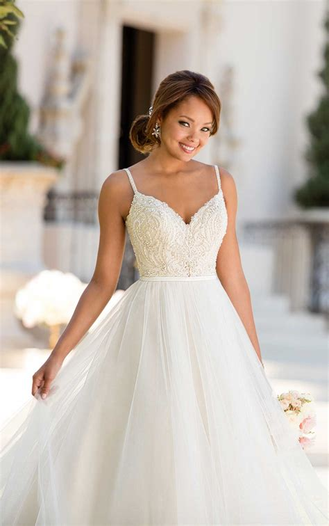 Wedding Dresses York by Backless Ballgown Wedding Dress Stella York Wedding Gowns