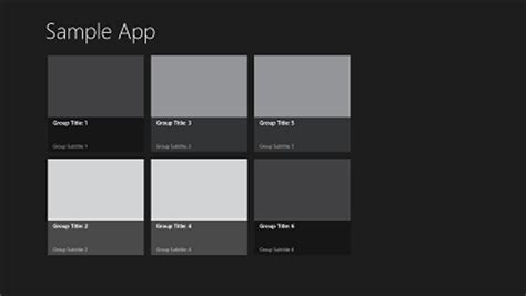 xaml gridview layout gridview class windows ui xaml controls uwp app