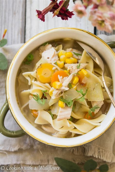 recipe for turkey soup from carcass turkey noodle soup without carcass