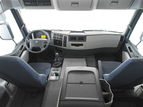 Volvo Truck Interior by 2009 Volvo Fe Truck Review Top Speed