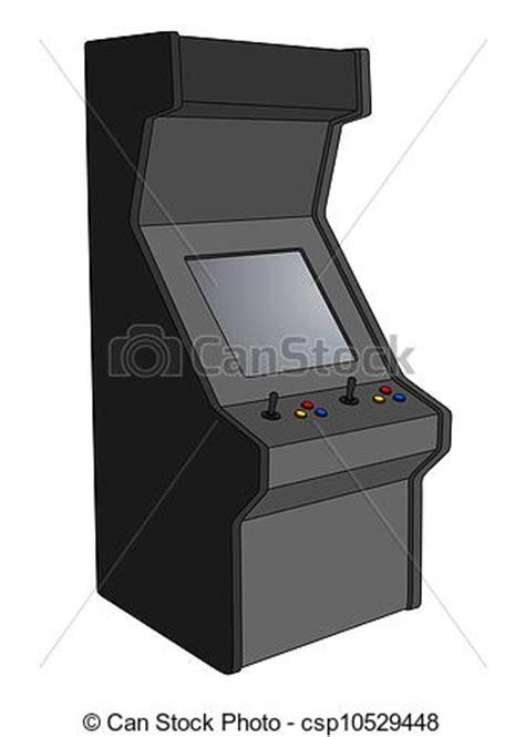 Arcade Cabinet Icon by Eps Vector Of Arcade Machine Creative Design Of Arcade