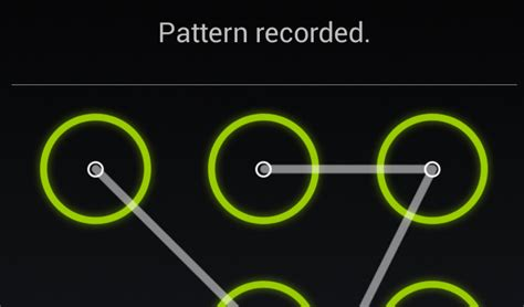 pattern unlock design how to keep your smartphone safe 5 easy tips