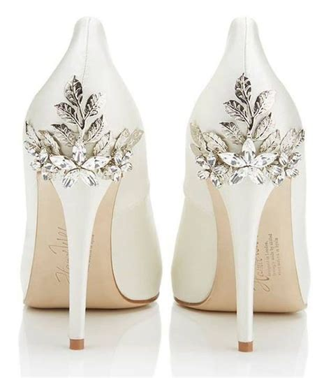 White Wedding Shoes by 32 Floral Wedding Shoes Ideas For And Summer