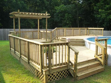 above ground house plans deck plan for above ground pools cool swimming pool plans making the amazing house