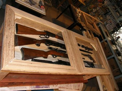 coffee table gun cabinet plans aji