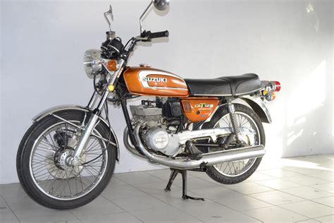 Cy Gt 125 2 suzuki 125 gt de 1974 d occasion motos anciennes de collection japonaise motos vendues