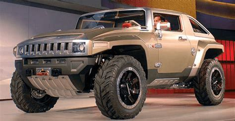 hummer  review price specs rumors cars clues