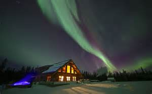 best places for lights yukon canada best places to see the northern lights