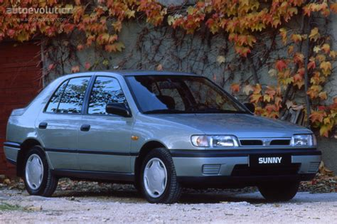 nissan sunny 1994 nissan sunny hatchback specs 1993 1994 1995