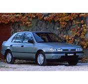 NISSAN Sunny Hatchback  1993 1994 1995 Autoevolution