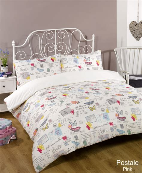 King Size Quilt Cover Size by Duvet Quilt Cover Bedding Set All Colours Single