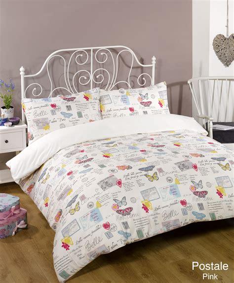 king single coverlet duvet quilt cover bedding set all colours single double