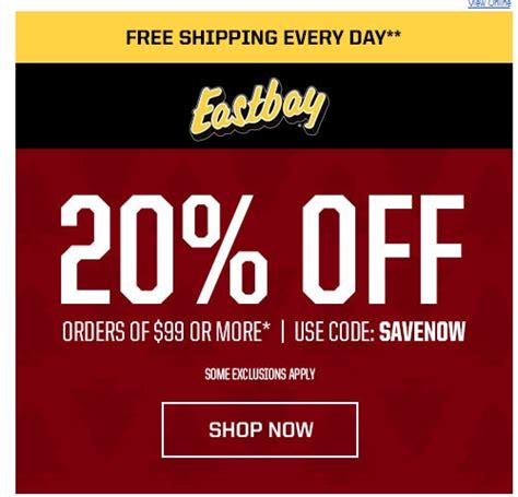 Eastbay Gift Card Codes - 30 off eastbay coupon code save 20 in dec w promo code 2016