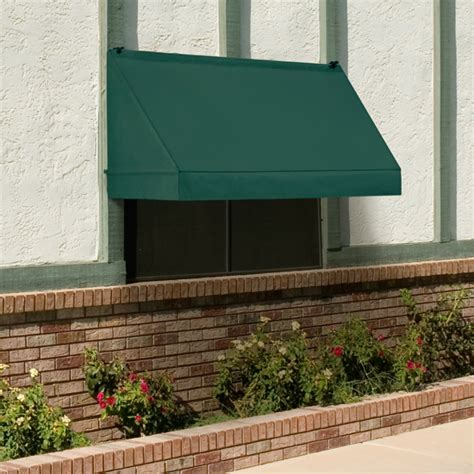 sunsational awnings 4 foot width classic window awning