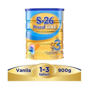Procal Gold S26 Tahap 3 1 6kg jual s26 procal gold tahap 3 formula harga