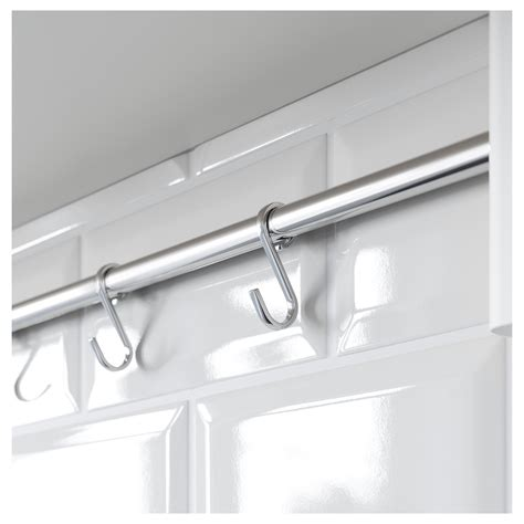 White Shelf With Hooks by V 196 Rde Wall Shelf With 5 Hooks White 140x50 Cm