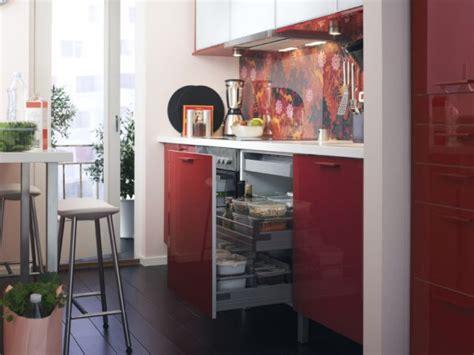 cuisine petit espace ikea cuisine 12 astuces pour gagner de la place maisonapart