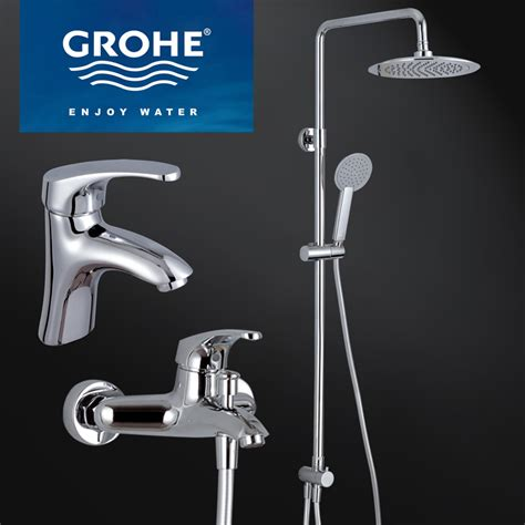 Grohe Shower Prices by Popular Grohe Shower Set Buy Cheap Grohe Shower Set Lots From China Grohe Shower Set Suppliers