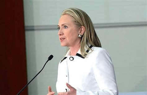 where does hillary clinton work hillary clinton us has moved from working in haiti to