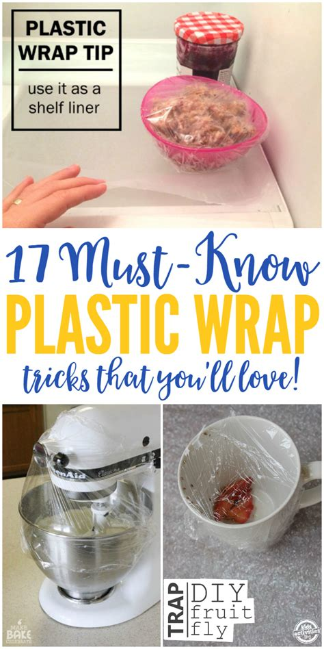 uses for plastic wrap 17 totally awesome uses for plastic wrap and not just