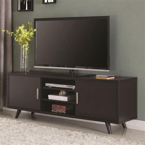 modern tv console mid century modern tv console