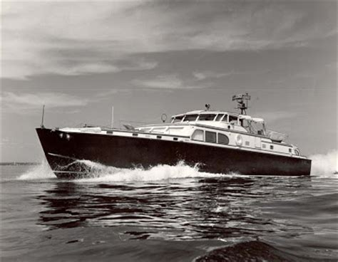 pt boat converted to yacht security support vessel for sale general yachting