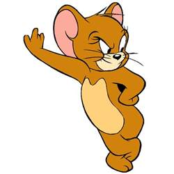cartoon characters tom jerry clipart