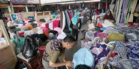 Harga Kain Spunbond Per Roll Jakarta surganya kain tekstil di pasar cipadu about tangerang