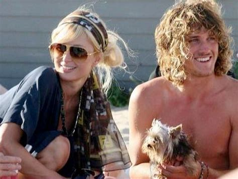 Hiltons Dates An by Dating Australian Clothing Designer Atkins