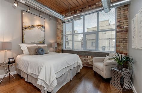 Industrial Bedroom Decor by 10 Gorgeous Industrial Loft Decor Ward Log Homes