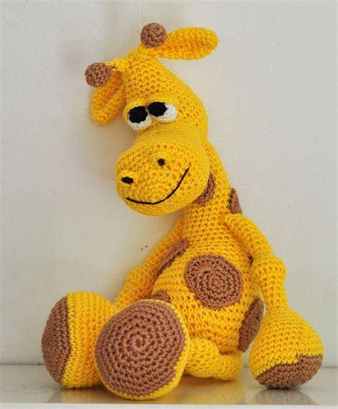 pattern for amigurumi giraffe crochet pattern amigurumi giraffe pdf by motleycrochetcrew