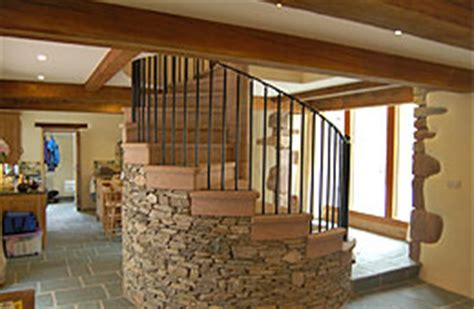 Staircase Design Inside Home Barn Conversions Extensions Roofing New Builds