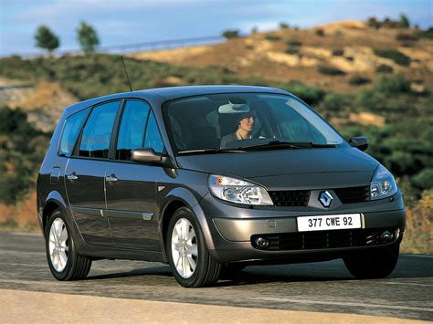 renault scenic 2007 interior renault scenic 2 0t 2007 technical specifications