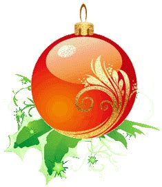 christmas ornaments clipart animated pencil and in color