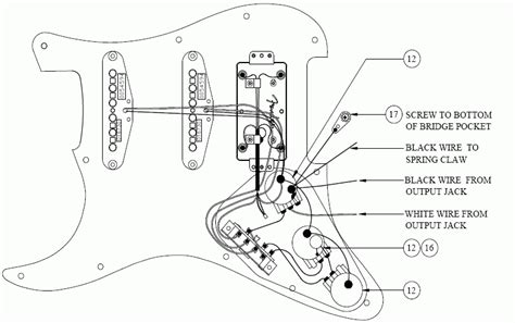 strat wiring new now hum in 2nd pos the gear page